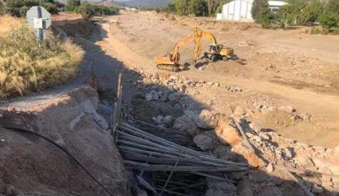 72,5 εκατ. ευρώ για αποκατάσταση υποδομών στην Κεντρική Εύβοια