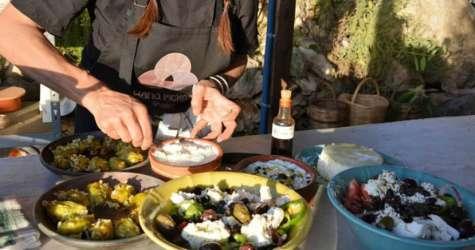 Virtual Greek Gastronomy Workshops - France