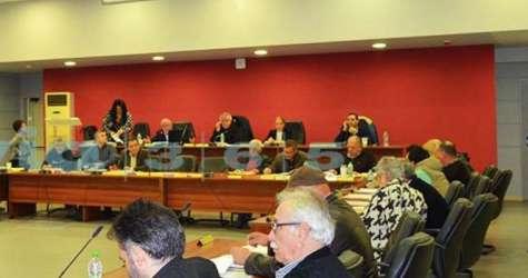 Συνεδριάζει το Δημοτικό Συμβούλιο Χαλκιδέων
