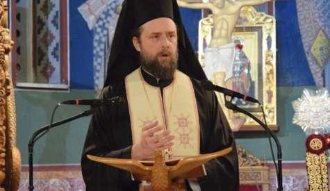 Αρχιγραμματέας της Ιεράς Συνόδου ο αρχιμ. Φιλόθεος Θεοχάρης