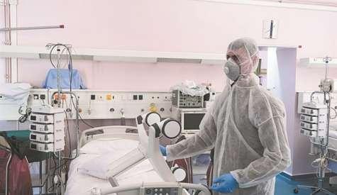 Αποστόλου: «Ανοχύρωτη η κλινική Covid του Νοσοκομείου»