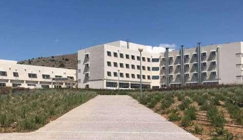Μαρίνος: «Θωρακίστε το Νοσοκομείο Χαλκίδας εν μέσω covid»