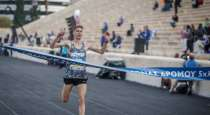 2ος πανελληνιονίκης στα 5.000 μ. ο Τάσσης του Τρίτωνα