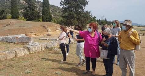 Αυτοψία στο Αρχαίο Θέατρο Ερέτριας