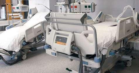 6 κλίνες ΜΕΘ - Covid στο Νοσοκομείο Χαλκίδας