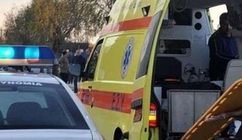 Νεκρός σε σύγκρουση δικύκλων στο Μπούρτζι