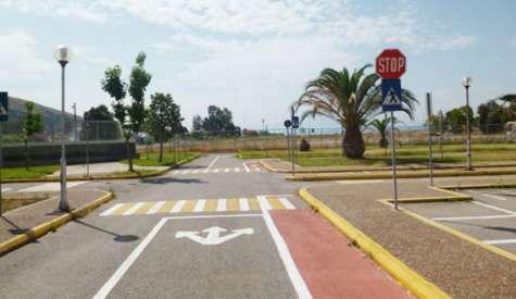 Ανοικτό για τους μαθητές το Πάρκο Κυκλοφοριακής Αγωγής
