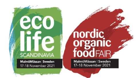 Με την Περιφέρεια στην «Eco life & Organic food fair»στο Μάλμε