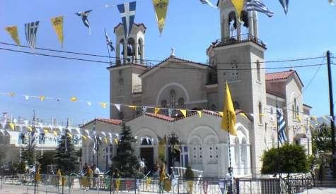 Η δεύτερη πανήγυρη του Οσίου Ιωάννη του Ρώσσου στο Προκόπι