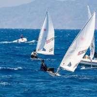 Στη Χαλκίδα το πανελλήνιο πρωτάθλημα σκαφών Laser Radial